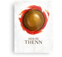 House Thenn Metal Print