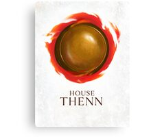 House Thenn Canvas Print