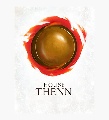House Thenn Photographic Print
