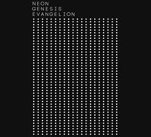 Evangelion – Dots Unisex T-Shirt
