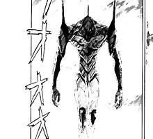 Evangelion – Unit-01 by gentlemenwalrus