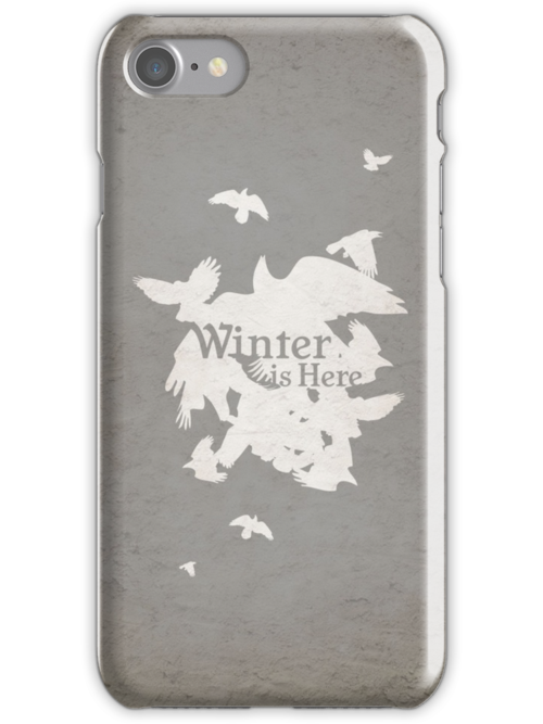 Winter Is Here by JenSnow