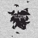 Dark Wings Dark Words by JenSnow