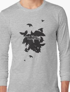 Dark Wings Dark Words T-Shirt