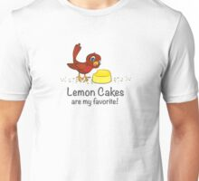 Lemon Cakes are my favorite! Unisex T-Shirt