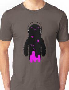 fuzzy love Unisex T-Shirt