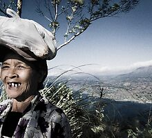 Bali Smiles by wellman