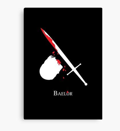 Baelor Canvas Print