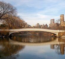 Bow Bridge by Kristin Lam
