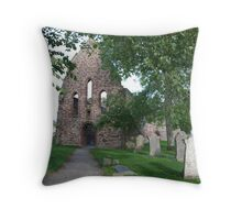Beauly Priory, Inverness-shire, Scotland Throw Pillow