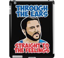 Straight to the Feelings iPad Case/Skin