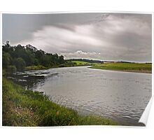 The River Tweed Poster