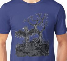 The Crow Woman Unisex T-Shirt