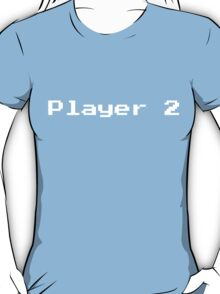 Player 2 Couples or Friend T-Shirt