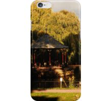 The sounds of Autumn iPhone Case/Skin