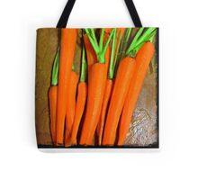 Carrot top Tote Bag