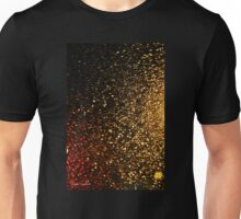 Rainy Night Lights Unisex T-Shirt