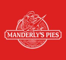 Manderly's Pies (in white) by JenSnow