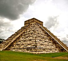 Chichen Itza by John Samson