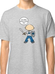 Faceless Frey Classic T-Shirt