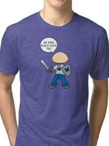 Faceless Frey Tri-blend T-Shirt