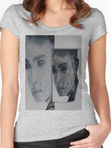 gemini Women's Fitted Scoop T-Shirt