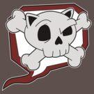 Skull & Pet Bones by DrewBird