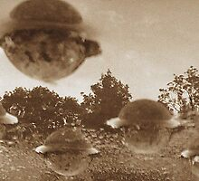 Martian invasion by Jade  French