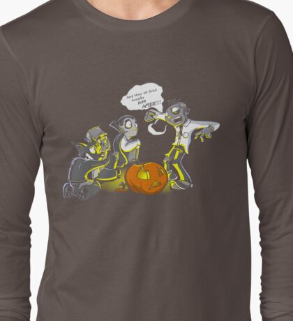 Now THAT is Scary! Long Sleeve T-Shirt