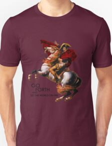 Go Forth and Conquer T-Shirt
