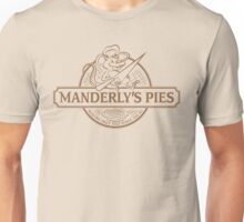 Manderly's Pies Unisex T-Shirt