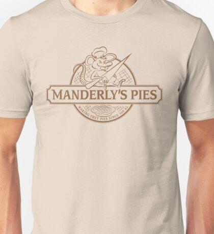 Manderly's Pies Unisex T-Shirt
