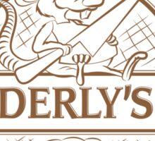 Manderly's Pies Sticker