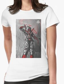 Storm Shadow Womens Fitted T-Shirt