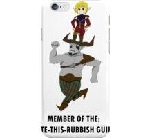 Sera and Bull's Guild iPhone Case/Skin