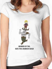 Sera and Bull's Guild Women's Fitted Scoop T-Shirt