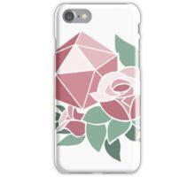 Pretty Poly-Rose iPhone Case/Skin