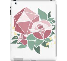 Pretty Poly-Rose iPad Case/Skin