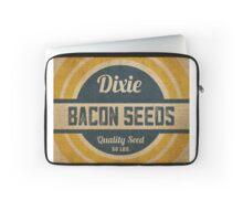 Bacon Seed Vintage Burlap Sack Laptop Sleeve