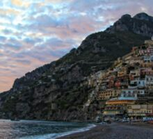 Positano, Italy by Day Sticker