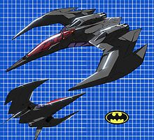 BATWING by ED RIGAUD