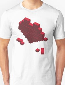 love is fragile_02 T-Shirt