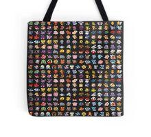 Poke Chibis 151 Tote Bag