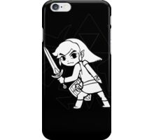 Link and Triforce iPhone Case/Skin