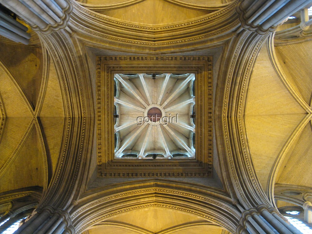 TRURO CATHEDRAL by gothgirl