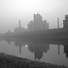 The Greatest Monument of Love & Beauty - TAJ MAHAL by RajeevKashyap
