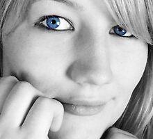 Blue Eyed Beauty  by Lorna Boyer