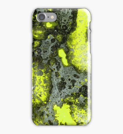 Tombs Emulsion iPhone Case/Skin