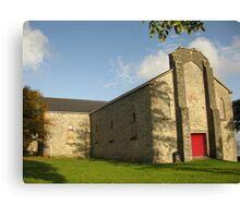 St Kierans Community Center Canvas Print