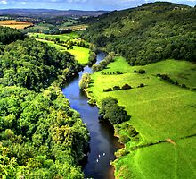Wye Valley by Nick Ball